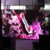 Pantalla de visualización de interior a todo color de LED de P4 HD para el alquiler