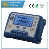 Regulador de la energía solar 10A con Full Protectiom