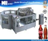 Macchina di coperchiamento di riempimento di lavaggio di Monoblock per le bevande gassose