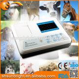 Máquina veterinaria del Portable ECG del canal V-8032 tres