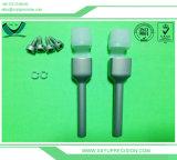 Legering 6061 die Spear Delen CNC van het Brons van de precisie Goedkope de Dienst machinaal bewerken