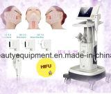 Matériel orienté de forte intensité de salon de beauté d'ultrason de Hifu pour le levage de la face, collet, front