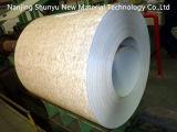Het vooraf geverfte Broodje van het Staal van de Kleur van de Rol van het Blad van het Metaal van de Laag van de Kleur van Rollen PPGI