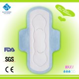 Heiße Dame gesundheitliche Serviette, gesundheitliche Auflage des Verkaufs-260mm Disposbale für Tagesgebrauch