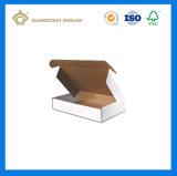 Empaquetado de la caja de cartón acanalado de la alta calidad de China (insignia de encargo impresa)