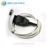 OBD2 kabel voor de F-Reeksen OBD2 16pin Codage Icom van de Adapter e-Sys van het Netwerk van BMW Enet