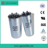 Конденсатор AC высокого качества конденсатора Cbb65 45UF 50UF 55UF 60UF 65UF 450VAC AC