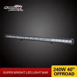 hoher des Lumen-240W nicht für den Straßenverkehr LED heller Stab Fisch-des Augen-