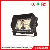 7 LCD van de Auto duim van de Monitor met de Schaduw van de Zon
