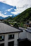 Плитки крыши строительного материала плитки толя глины конструкционные материал испанские