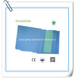 覆いの使用法のための使い捨て可能なクレープ紙シート