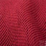 Buona elasticità e tessuti di nylon spessi e del lana rosso-cupo