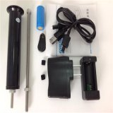 Perseguidor del GPS con la luz trasera y alarma sin hilos ocultada de la bici de la seguridad del G/M más el hurto anti Tk305