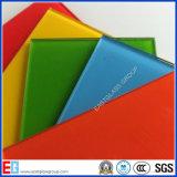 Colored verre peint (Blanc, Noir, Rouge, Vert, Bleu, etc)