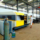 machine de découpage de laser de la fibre 1500W pour l'industrie métallurgique (Hotsale 2017)