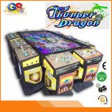Máquina de entalhe do jogo video da arcada da pesca do casino do entalhe para a venda