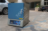 Laboratorio de Alta Temperatura horno de mufla Cámara 200X200X200mm Tamaño