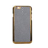 Caisse en cuir de téléphone pour l'accessoire de mobile de l'iPhone 7 de Samsung S8