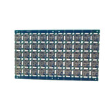 8 Schicht-elektronische Bauelemente Schaltkarte-Kreisläuf für Kommunikations-Industrie
