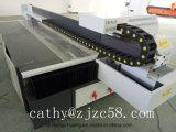 Piel De Cerámica Acrílico Puerta De Plástico Textil Digital UV Offset Impresora