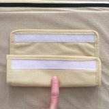 Organizador não tecido para sapatas, roupa interior do saco do armazenamento, toalhas