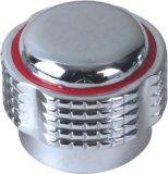 Maniglia di rubinetto in plastica dell'ABS con rivestimento del bicromato di potassio (JY-3010)