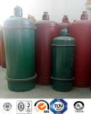 840L 573kg 강철 용접 액화된 염소를 위한 다시 채울 수 있는 가스통