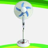 16inch nachladbarer Standplatz-Ventilator Gleichstrom-12V mit Fernsteuerungslithium-Batterie Li