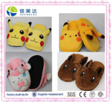 Custom Plush Cartoon Character Slippers