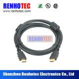 HDMI 전력 케이블과 연결관