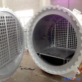 autoclave composta aprovada do Ce de 1000X1500mm para a matriz da resina (SN-CGF1015)