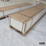 La venta caliente modificó la hoja superficial sólida de acrílico de 12m m