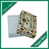 Boîte de fantaisie estampée par coutume à sucrerie de carton