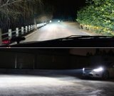 High Brightness Super Cooling Aluminium LED Car Headlights