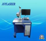 Máquina justa de la marca del laser de la fibra de la calidad con respuesta rápida