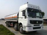 Sinotruk HOWO価格30トンの給油車30000Lタンクトラックの