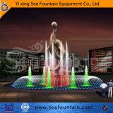 Fuente profesional de la música de la dimensión de una variable redonda del diseño del diseñador
