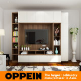 Projeto Home inteiro moderno da mobília de Oppein para os apartamentos pequenos (OP16-HS03)