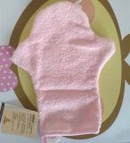 Giocattolo sveglio 100% dell'acquazzone di bambino del Washcloth del cotone