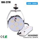 무갈 사람 기초를 가진 LED 보충 60W E40 LED 개장 장비