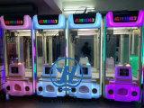 De Machine van de Kraan van het Stuk speelgoed van de Klauw van de Gift van de Opdringer van het muntstuk voor Verkoop (zj-cga-3)
