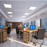 48W se dirigen la lámpara del panel de fundición a presión a troquel de interior del shell 90lm/W 600*600 LED de la luz de techo de la iluminación de bulbo LED 2700-6500k abajo