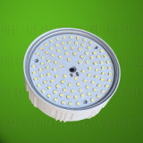 E27 ou B22 Alumínio Frame Inside LED Bulb Light