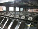3-5 cadena de producción de Barreled del agua potable del galón máquina de rellenar