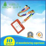 Kundenspezifische Großhandelsabzuglinien mit Silkscreen gedrucktem Cmyk Firmenzeichen