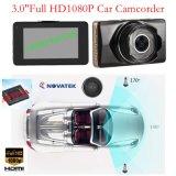 """Nueva 3.0 """" cámara de la rociada del coche DVR de la cubierta de la aleación del cinc con HD1080p lleno en 30fps. H264. Video de Digitaces. cámara DVR móvil 3010 del coche 5.0mega"""