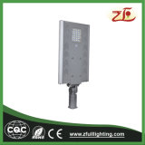 luz de calle solar integrada de 2016 40W LED