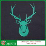 Vinyle de transfert thermique de qualité d'unité centrale de couleurs de Qingyi 24 pour le sac