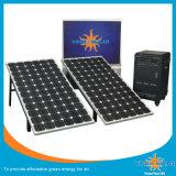 100W dirigem o uso fora do sistema de energia solar da grade