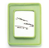 금속 메시 문구용품 자석 Hanaging/사무실 책상 부속품